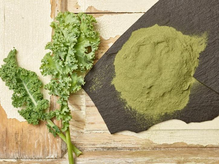 Kale / Grünkohlpulver 100% rein 5 Kg