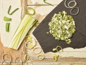 Lauchpulver grün/weiß 1 Kg