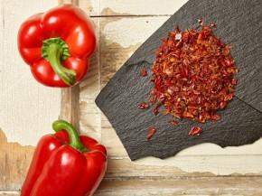 Rote Gemüsepaprikaflocken 15 Kg