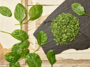 Spinatblätter gerebelt 1 Kg